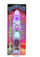 Cyberwabbit With Twisting Metal Bead Action Purple